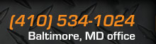 (410)534-1024 Baltimore, MD office